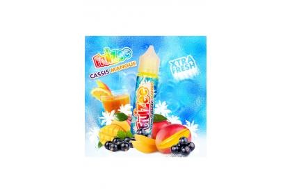 Fruizee Cassis-Mangue - 50 ml 0 mg